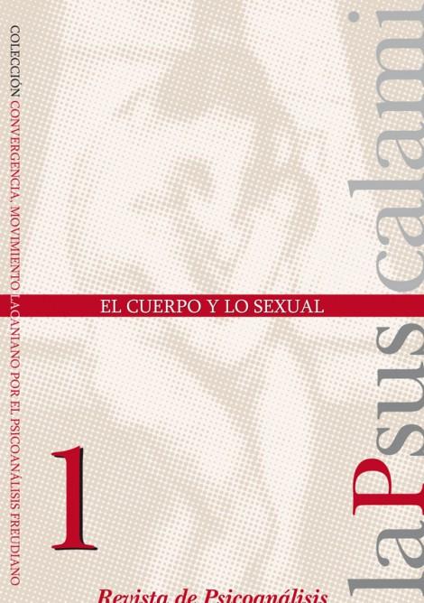 1. El Cuerpo y lo Sexual